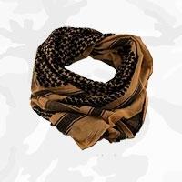 Арафатки, шемаги, шарфы