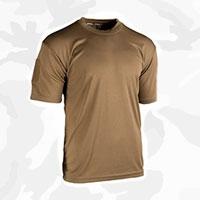 Потоотводящие футболки coolmax