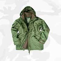 Бушлаты, куртки, военные парки