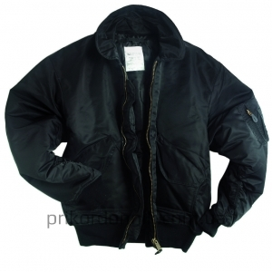 Куртка пилот CWU от Mil-tec черная