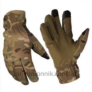 Перчатки SOFTSHELL HANDSCHUHE THINSULATE™ MULTITARN®