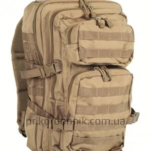 Рюкзак на 36 л, US ASSAULT PACK LG COYOTE
