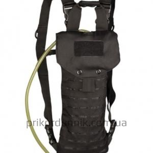 Рюкзак с резервуаром для воды HYDRATION PACK LASER CUT 2,5L SCHWARZ