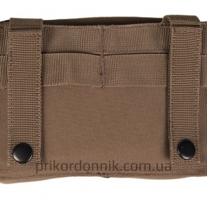 Подсумок малый LASER CUT BELT POUCH SM DARK COYOTE