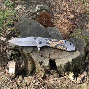Нож складной Browning Х66 (змея)