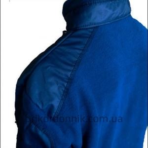 Флисовая кофта ДСНС темно-синяя