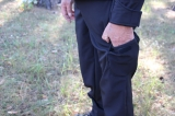 Тактические брюки Soft Shell Police
