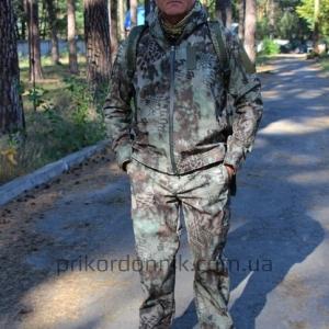 Костюм Soft-Shell КРИПТЕК MANDRA WOOD
