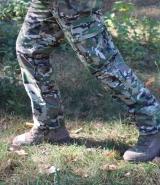 Тактические брюки Soft Shell мультикам