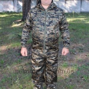 Костюм ДЮСПО на флисе Марпат