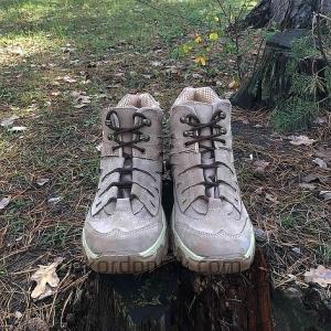 Армейские ботинки Эволюшн койот