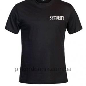 Футболка ′SECURITY′, МІЛ -ТЕК