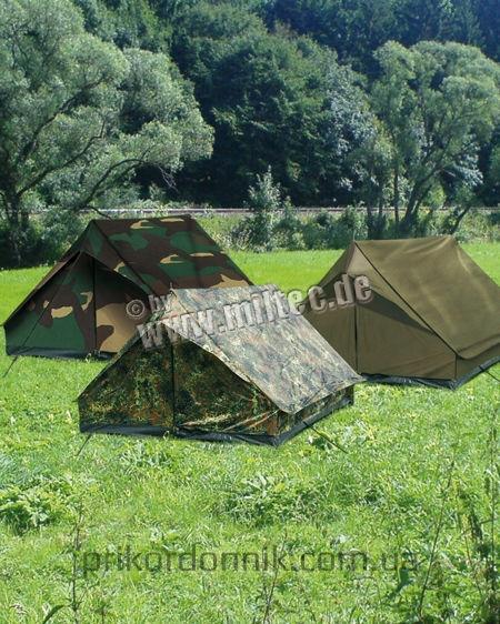 Палатка MIL-TEC 2-местная Mini Pack Standard Olive