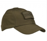 Бейсболка софтшелл олива SOFTSHELL BASEBALL CAP