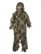 Кикимора GHILLIE SUIT ′ANTI FIRE′ 4PC.W/L