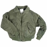 Куртка пилот CWU от Mil-tec олива