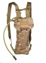 Рюкзак с резервуаром для воды HYDRATION PACK LASER CUT 2,5L MULTITARN®