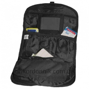 Несессер MIL-TEC сумка для туалетных принадлежностей черная