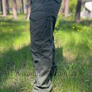 """Тактические брюки олива, """"Штурм"""", стрейч"""