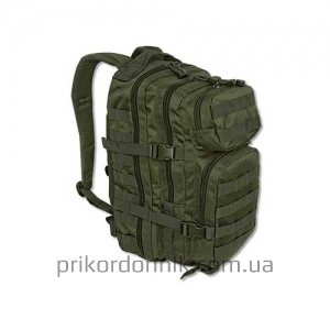 Рюкзак  Mil-Tec US ASSAULT PACK SM олива  20л