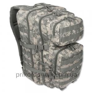Рюкзак тактический 36л ACU US ASSAULT PACK SM LASER CUT