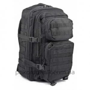 Рюкзак 36 л, US ASSAULT PACK LG черный