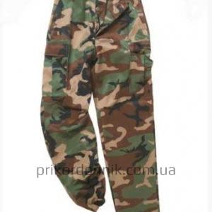 Тактические брюки US RANGER HOSE TYP BDU WOODLAND