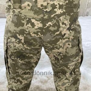 Новый камуфляж украинской армии 2021 г., ММ14