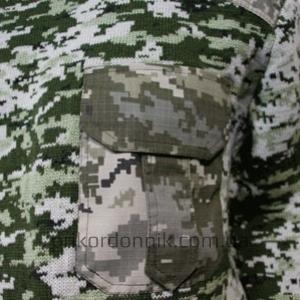Свитер армейский пиксель