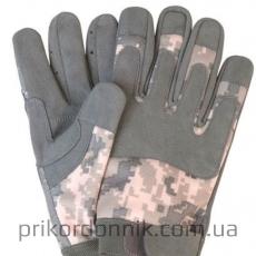 Армейские перчатки ARMY GLOVES пиксель