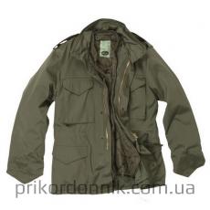 Куртка полевая US FELDJACKE M65 T/C M.FU.OLIV