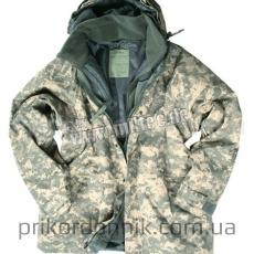 Куртка непромокаемая с флисовой подстежкой AT-DIG.