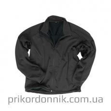 Куртка облегченная трехуровневая MIL-TEC черная