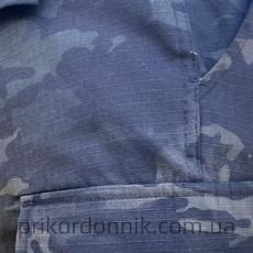 Брюки зауженные BDU FELDHOSE R / S 'SLIM FIT'  MULTITARN® BLACK- Фото№10