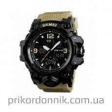 Часы 1155В Black-Kojot со стрелками