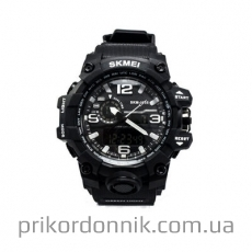 Часы 1155В Black со стрелками
