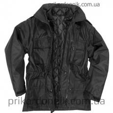 Куртка SECURITY со съёмной подкладкой