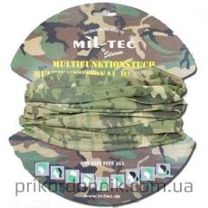 Балаклава-шарф MIL-TEC труба MULTITARN