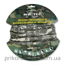Балаклава-шарф MIL-TEC труба  AT-DIGITAL