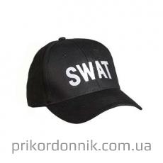 """Бейсболка с надписью """"SWAT"""", Mil-Teс"""