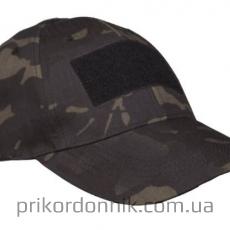 Тактическая кепка MULTITARN® BLACK