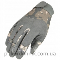 Армейские перчатки ARMY GLOVES пиксель- Фото№2