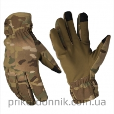 Перчатки зимние OD SOFTSHELL GLOVES THINSULATE™ MULTITARN®