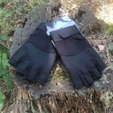 Тактические перчатки беспалые ARMY NOIR BLACK