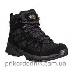 Армейские ботинки Mil-Tec Tactical Squad Stiefel 5 Inch black