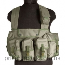 Разгрузка CHEST RIGG 6-POCKET OLIVE