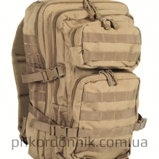 Рюкзак на 36 л, US ASSAULT PACK LG COYOTE