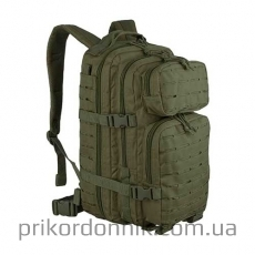 Рюкзак US ASSAULT PACK SM LASER CUT олива 20л