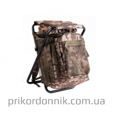 Рюкзак 20л со складным стулом MilTec Мультикам