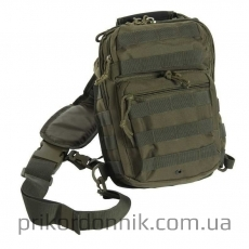 MIL-TEC рюкзак однолямочный ONE STRAP ASSAULT PACK SM олива